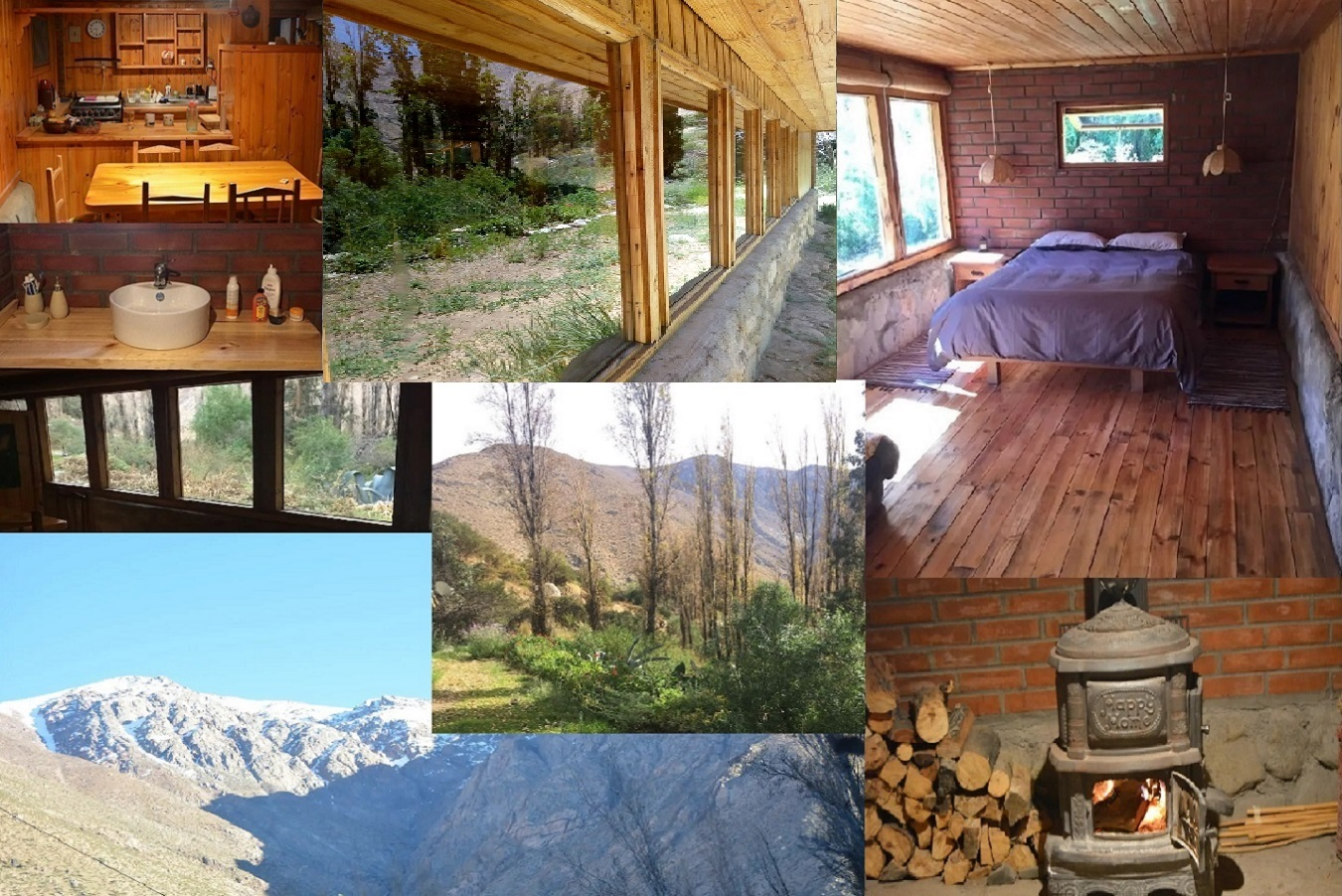 Cabin at Elqui Valley